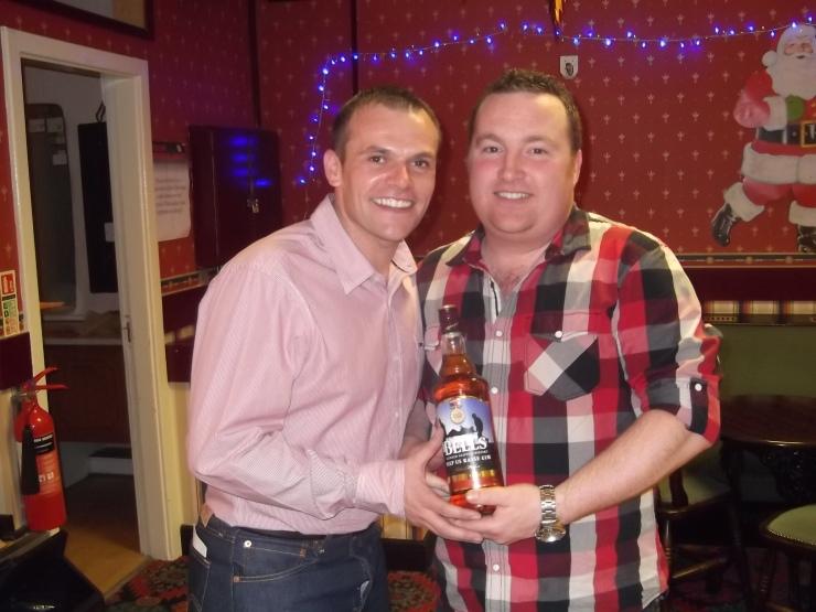 I'm not opening it tonight Mr Chairman says Kieran Downey (R).