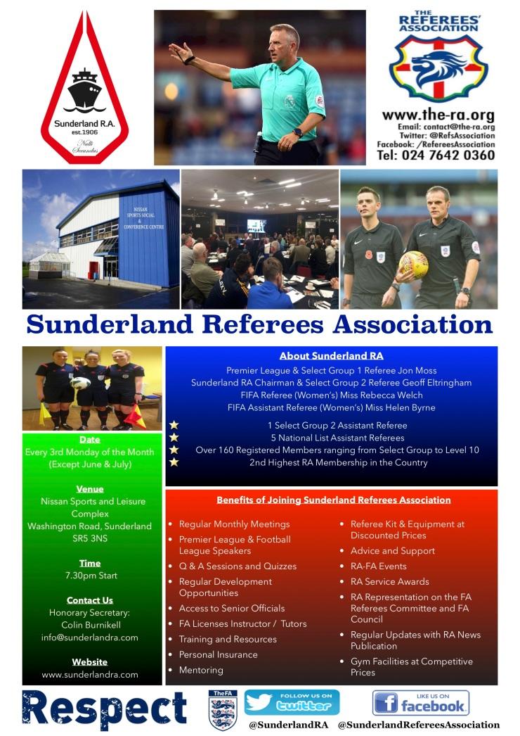 Sunderland RA Poster JPEG