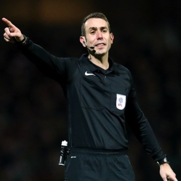 Fourth Official David Coote